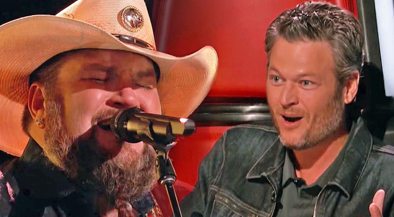 The voice Songs | Texas Cowboy Takes Command Of 'The Voice' With Country-Soul Performance | Country Music Videos