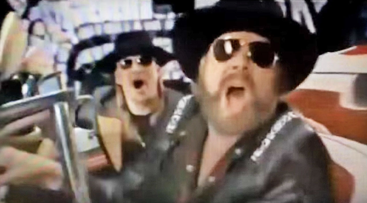 Kid rock Songs | Hank Williams Jr. & Kid Rock Kicked Off The Super Bowl With Badass Video | Country Music Videos