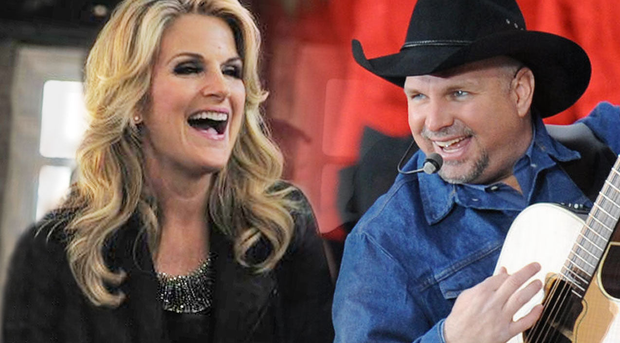 Trisha yearwood Songs | Y'all Won't Believe Who Garth Brooks Surprises Trisha Yearwood With For Her Birthday | Country Music Videos