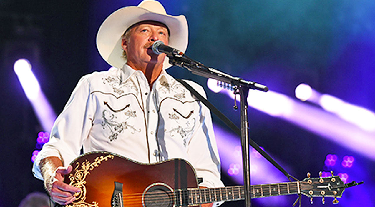Alan jackson Songs | Alan Jackson Adds A Classic Country Twist To Eagles Hit 'Seven Bridges Road' | Country Music Videos