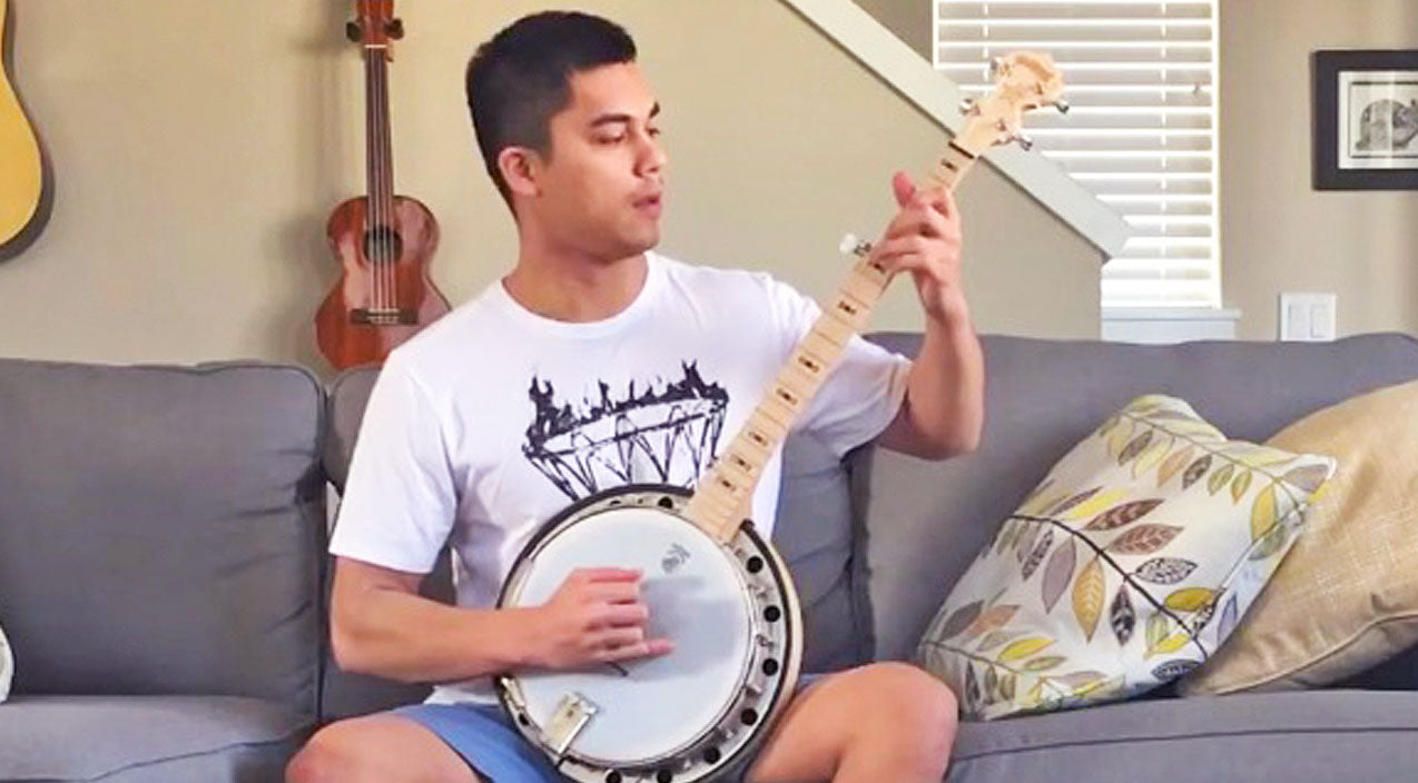 Lynyrd skynyrd Songs | This Guy's Fun Banjo Cover Of 'Sweet Home Alabama' Is Exactly What The Doctor Ordered | Country Music Videos