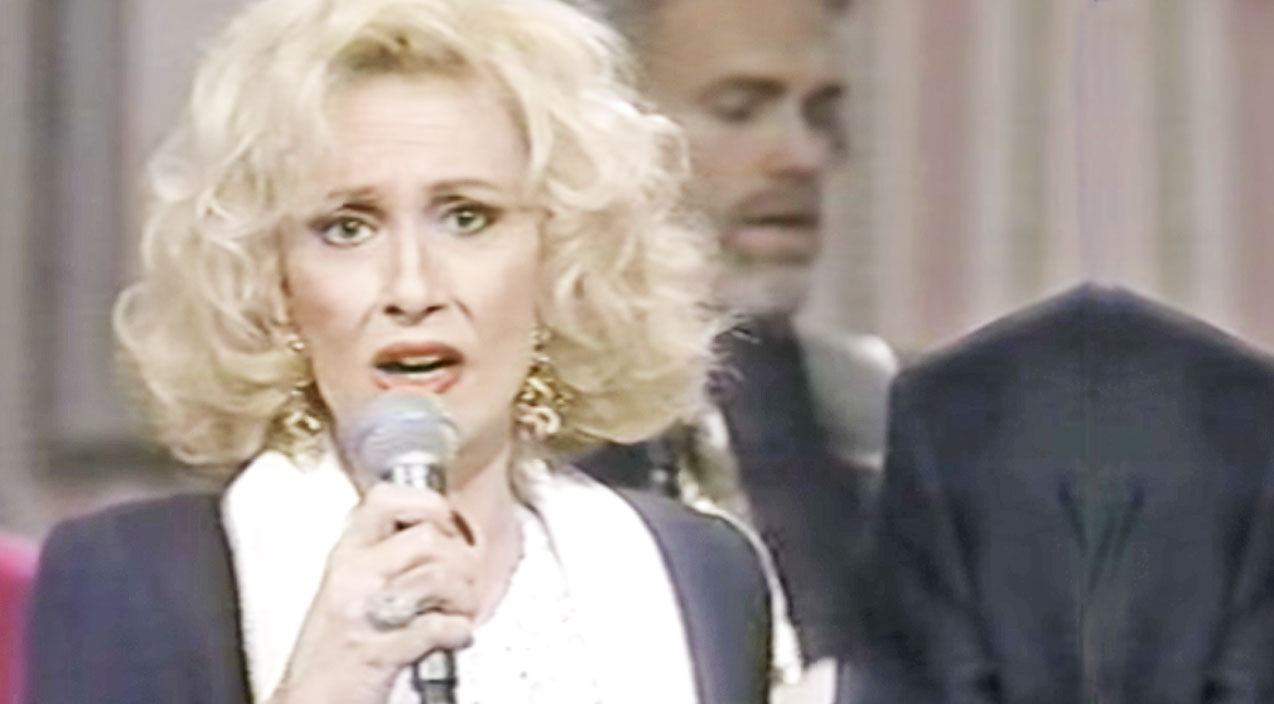 Tammy wynette Songs | Tammy Wynette's Emotionally-Charged 'How Great Thou Art' Will Give You Chills | Country Music Videos