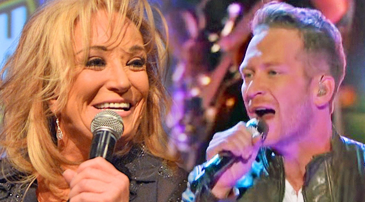 The voice Songs | Barrett Baber Takes 'The Voice' To Church With Tanya Tucker's 'Delta Dawn' | Country Music Videos