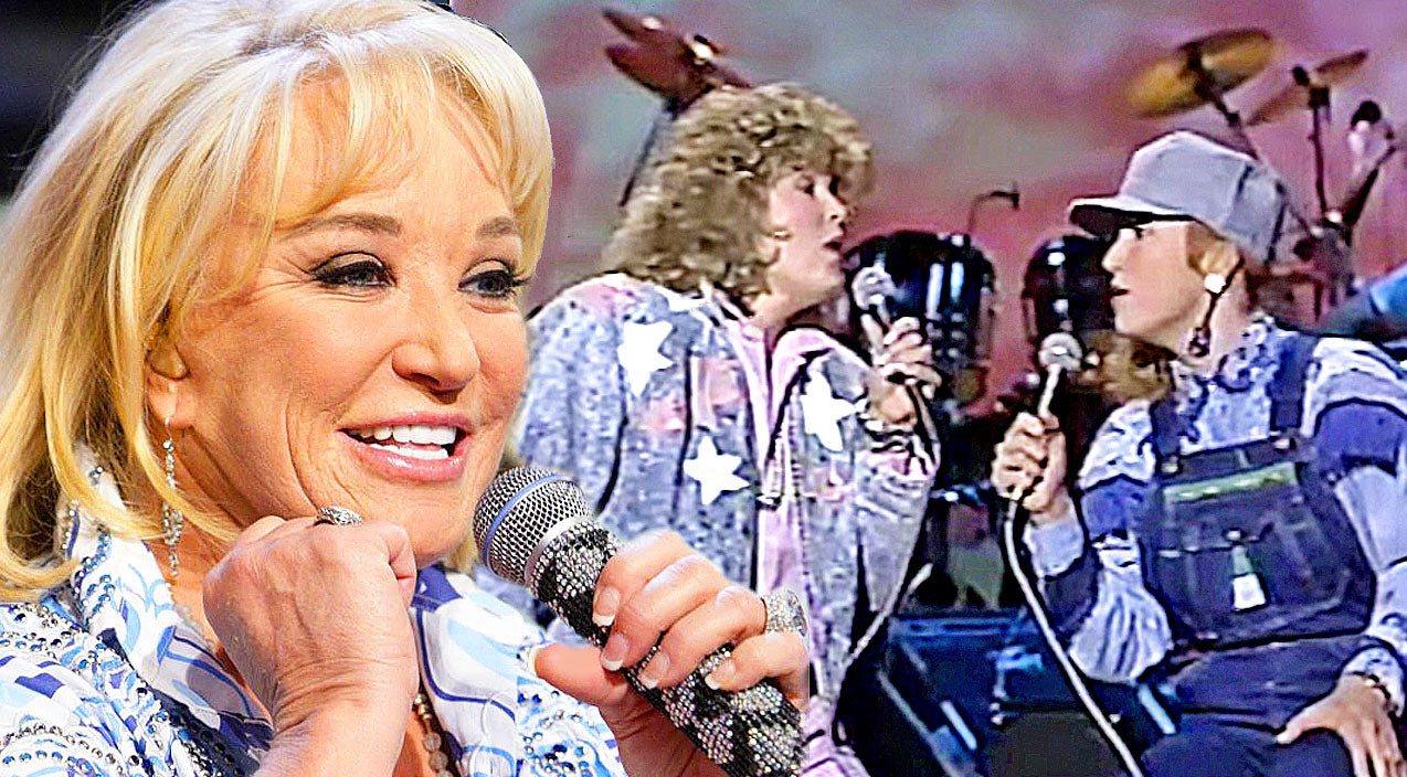 Tanya tucker Songs | Tanya Tucker And Her Sister Wear The Wildest Outfits In