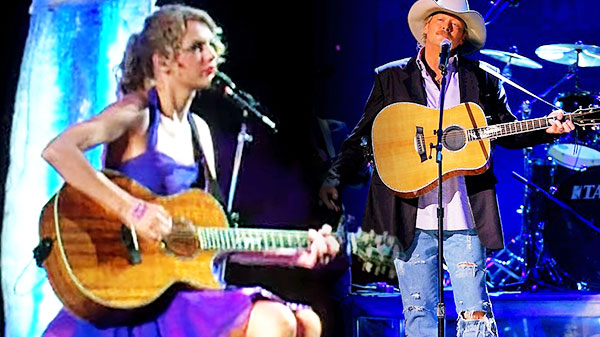 Alan jackson Songs | Taylor Swift Covering Alan Jackson's