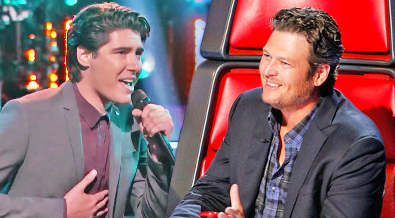 Blake shelton Songs | 'The Voice' Hopefuls Battle For A Spot On Team Adam With CCR's 'Fortunate Son' | Country Music Videos