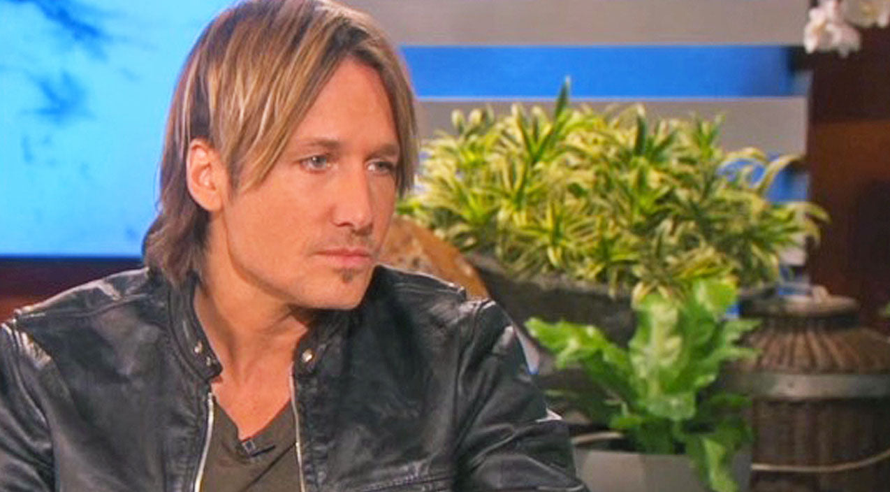 Keith urban Songs | Keith Urban Gives First Talk Show Interview Following His Dad's Death | Country Music Videos