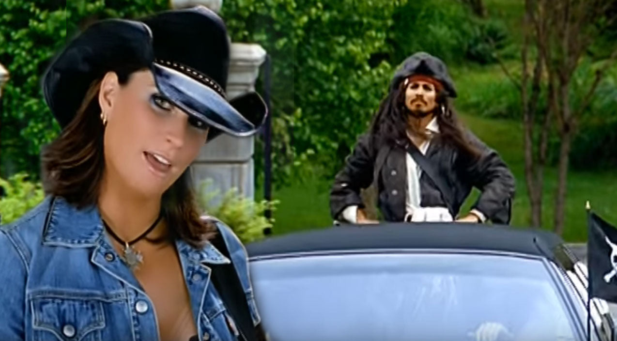 Terri clark Songs | Terri Clark's 'Girls Lie Too' Will Take You On Most Bizarre Ride Of Your Life! | Country Music Videos