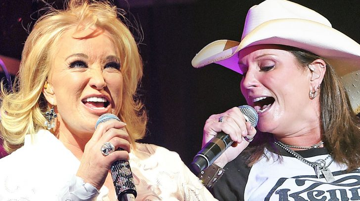 Terri clark Songs | Tanya Tucker & Terri Clark Revisit The Good Old Days With 'Delta Dawn' Duet | Country Music Videos