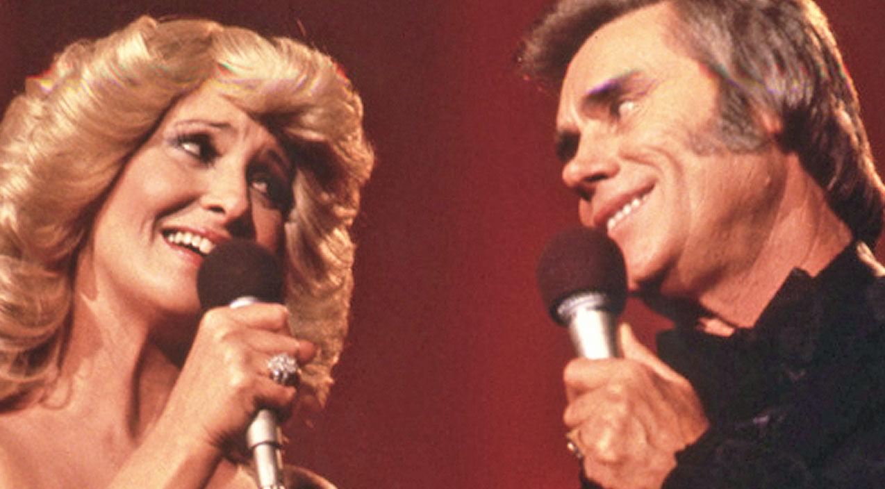 Tammy wynette Songs | George Jones Teases Tammy Wynette During A Duet Too Sweet To Handle | Country Music Videos