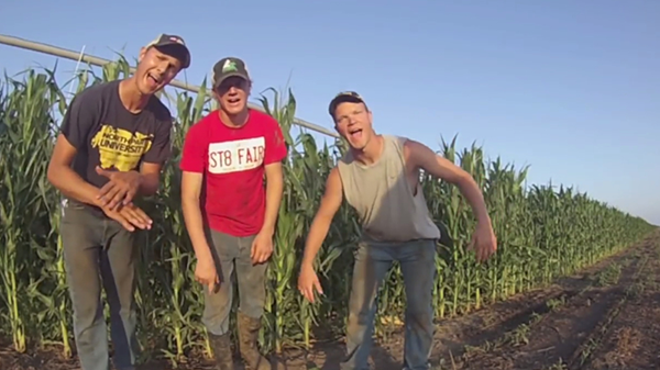The peterson farm bros Songs | All I Do Is Farm (All I Do is Win Parody) -Feat. Lil' Fred and Farmer Derek | Country Music Videos