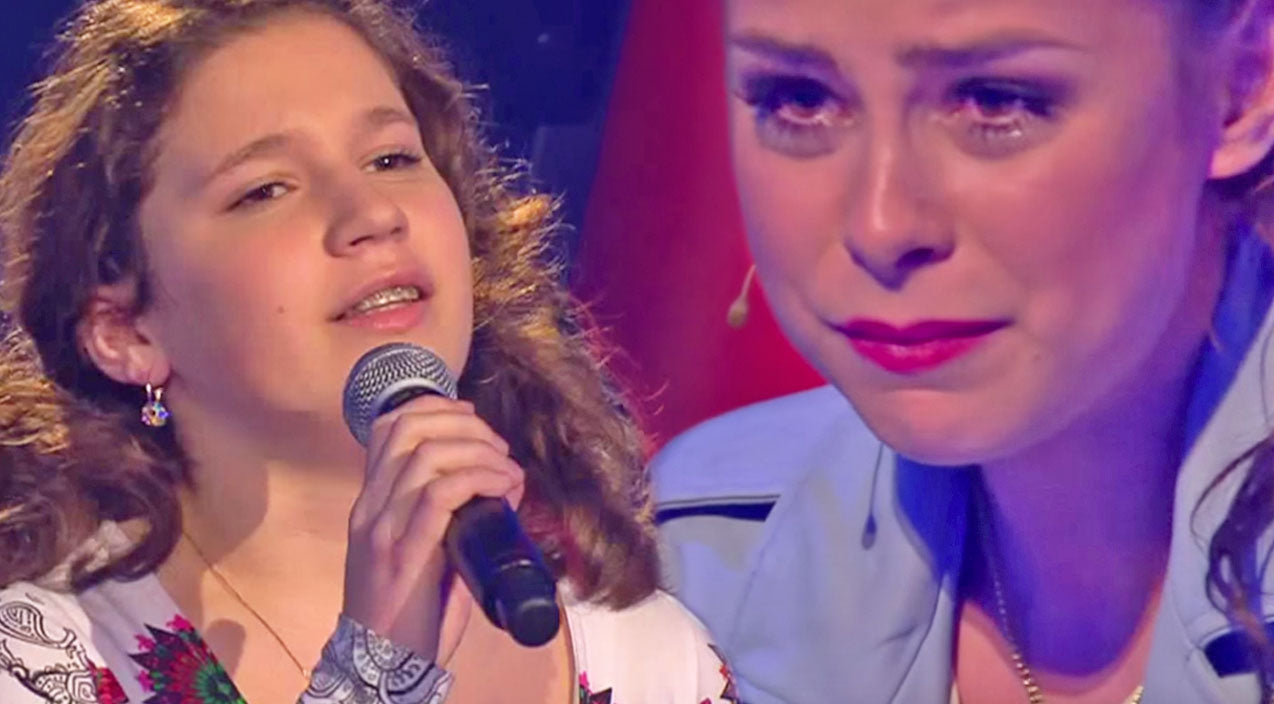 The voice kids Songs | Young Girl Moves Judges To Tears With Her Powerful Performance On 'The Voice Kids' | Country Music Videos