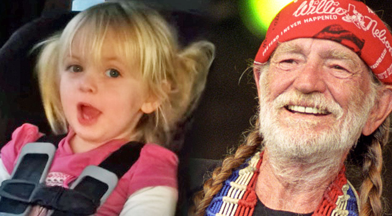 Willie nelson Songs | Adorable 3-Year-Old Singing Willie Nelson's 'On The Road Again' | Country Music Videos