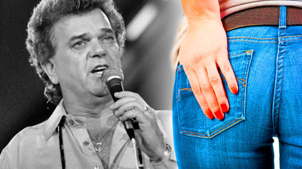 Conway twitty Songs | Conway Twitty - Tight Fittin' Jeans (Live) (VIDEO) | Country Music Videos