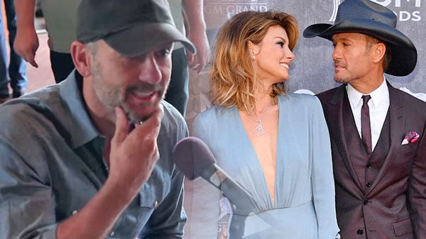 Tim mcgraw Songs | Faith Hill Loves Tim McGraw's Beard! (Interview) (VIDEO) | Country Music Videos