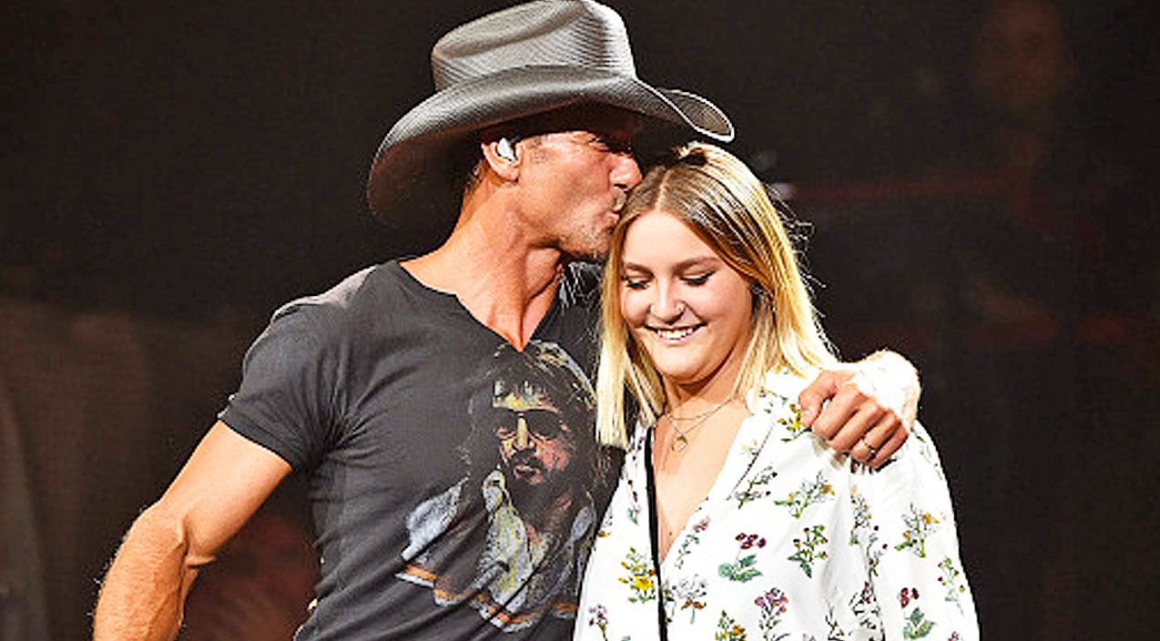 Tim mcgraw Songs | Tim McGraw's Love For His Daughters Shines In Emotional Single 'Humble And Kind' | Country Music Videos