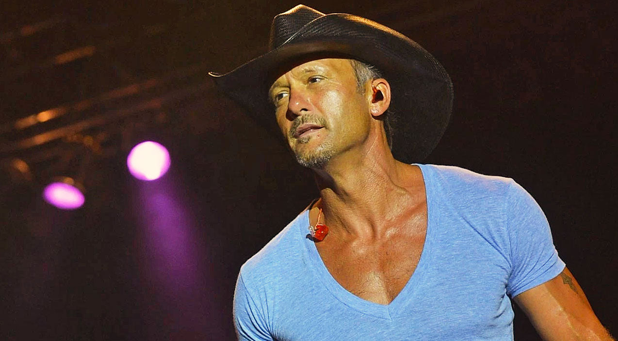 Tim mcgraw Songs | Tim McGraw Demands The Paparazzi Stay Away From His Daughters Following Gracie's Debut | Country Music Videos