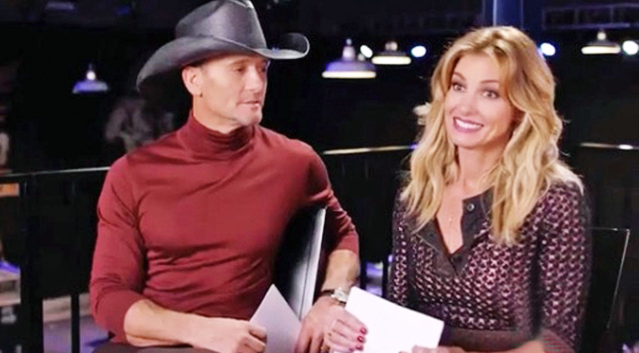 Tim mcgraw Songs | Tim McGraw & Faith Hill Engage In Epic Battle Over 'The Newlywed Game' | Country Music Videos