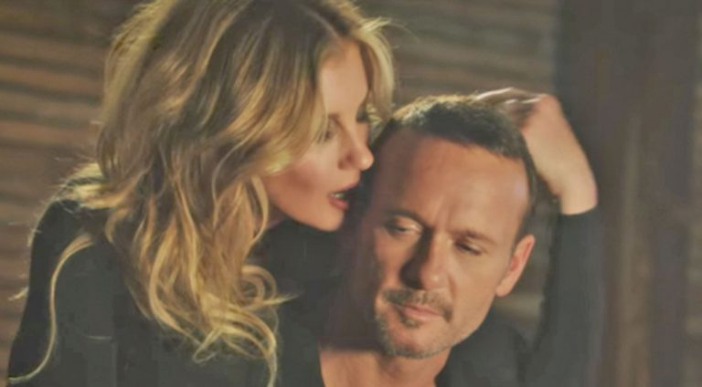 Tim mcgraw Songs | Tim McGraw & Faith Hill Get Hot & Heavy In Steamy Music Video For 'Speak To A Girl' | Country Music Videos