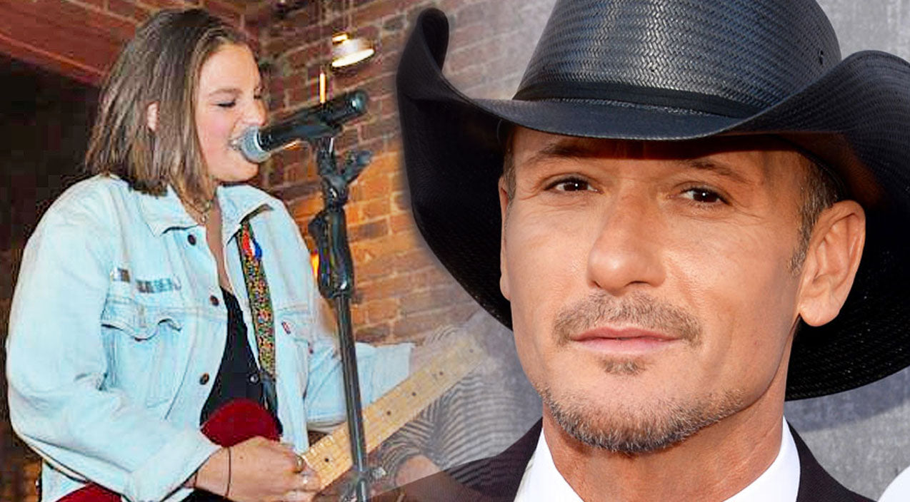 Tim mcgraw Songs | Tim & Faith's Daughter Delivers ROCKIN' Performance You Just Have To See | Country Music Videos