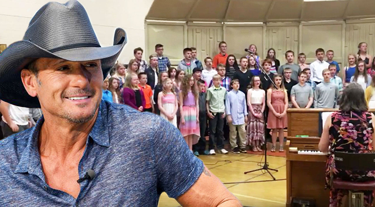 Tim mcgraw Songs | Elementary Kids Emotionally Performing 'Humble & Kind' Will Restore Your Faith In Humanity | Country Music Videos
