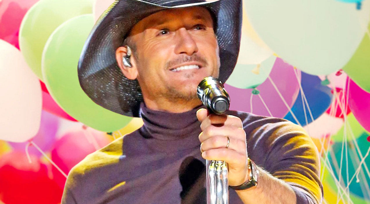Tim mcgraw Songs | Tim McGraw Gets The Ultimate Birthday Surprise! (VIDEO) | Country Music Videos