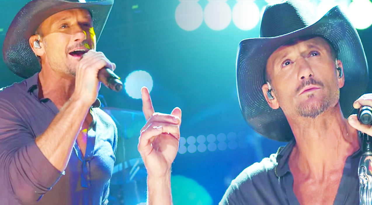 Tim mcgraw Songs | Tim McGraw - Diamond Rings and Old Barstools (From iHeart Live) (VIDEO) | Country Music Videos