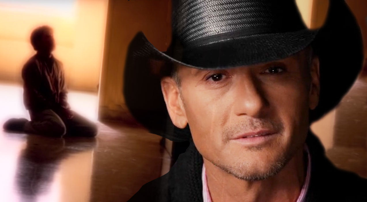 Tim mcgraw Songs | Tim McGraw's Emotional Music Video For