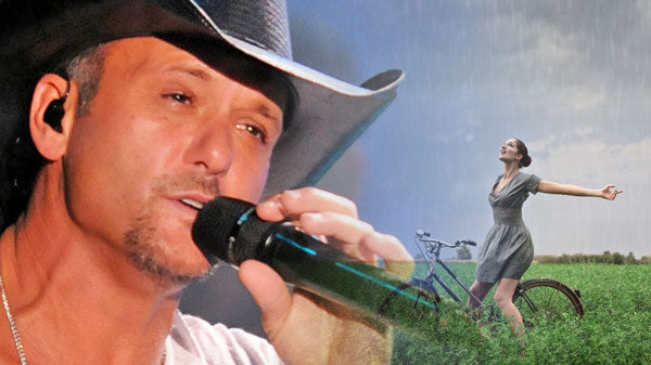 Tim mcgraw Songs | Tim McGraw - She's My Kind Of Rain (LIVE) (VIDEO) | Country Music Videos