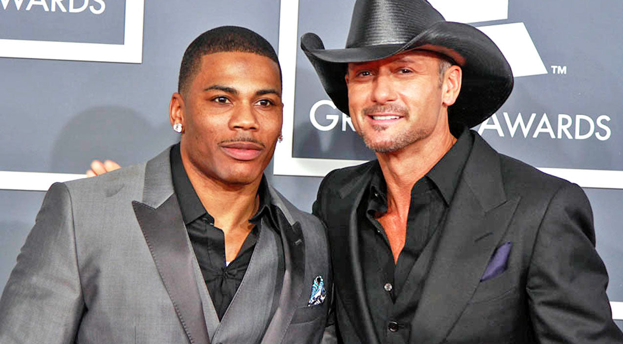 Tim mcgraw Songs | Rapper Nelly Opens Up About Country Album Rumors | Country Music Videos