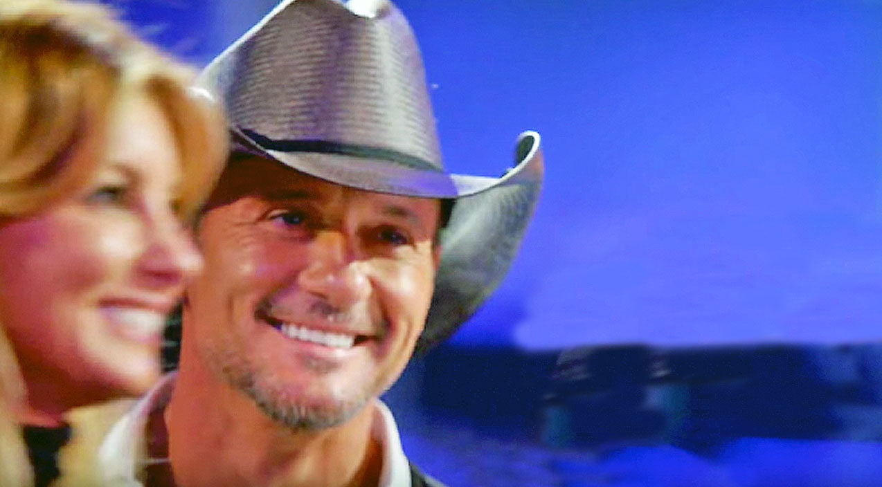 Tim mcgraw Songs | 'Watch It' Tim McGraw Warns 'Voice' Contestant Who Only Has Eyes For Faith Hill | Country Music Videos