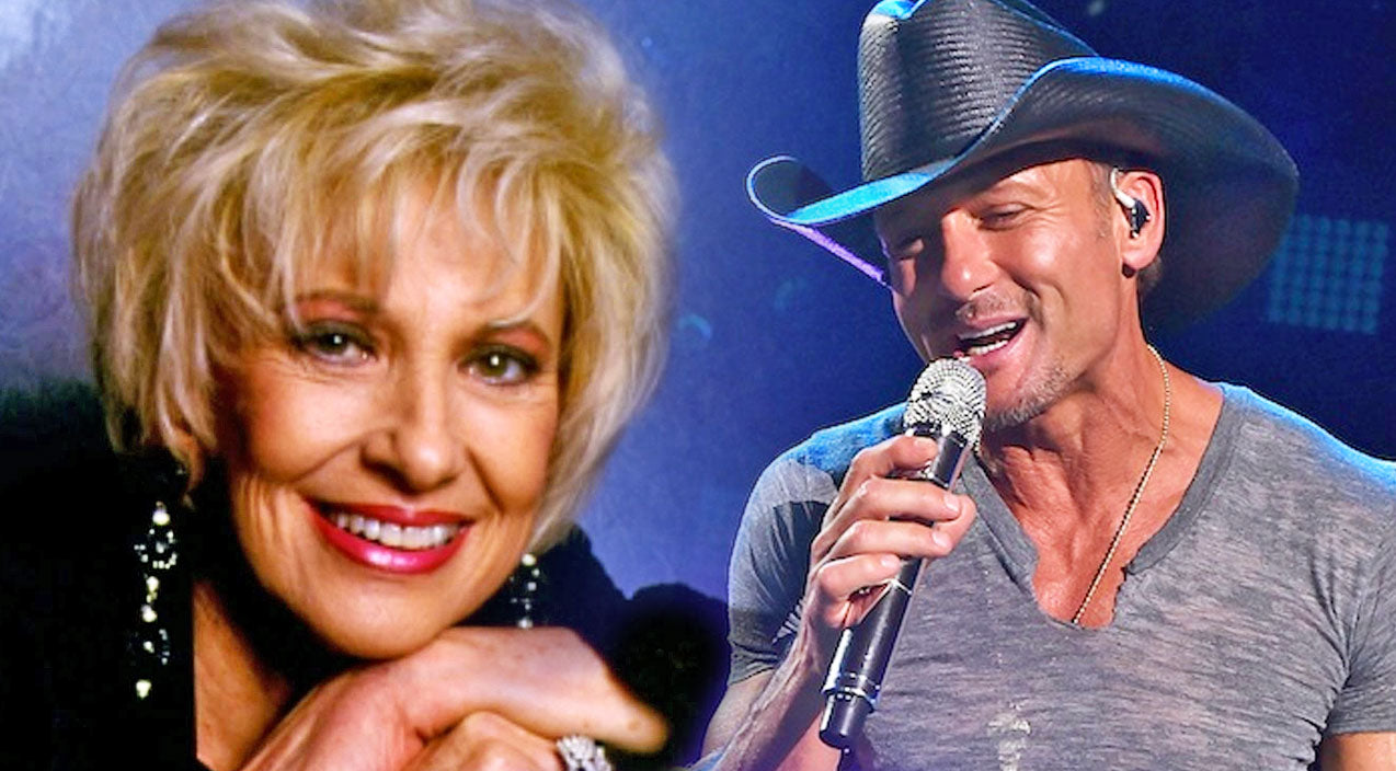 Tim mcgraw Songs | Tim McGraw Comes Clean About His Embarrassing Moment In Front Of Tammy Wynette | Country Music Videos