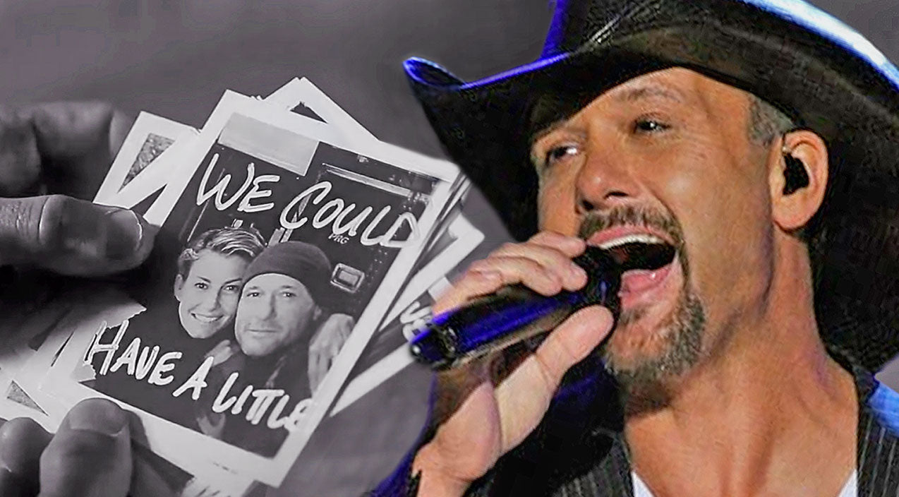 Tim mcgraw Songs | Tim McGraw Shows Us What Puts Him On