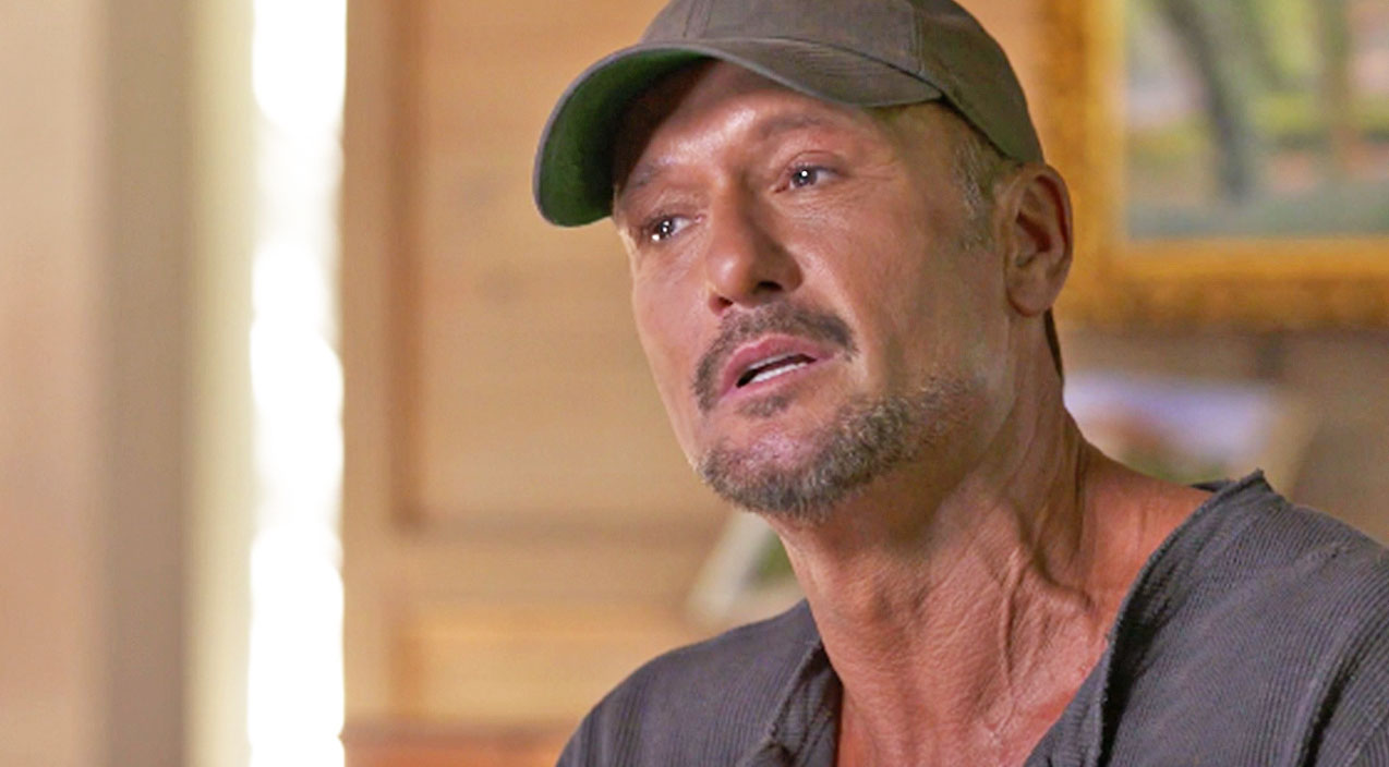 Tim mcgraw Songs | Tim McGraw Breaks Down Talking About Career | Country Music Videos