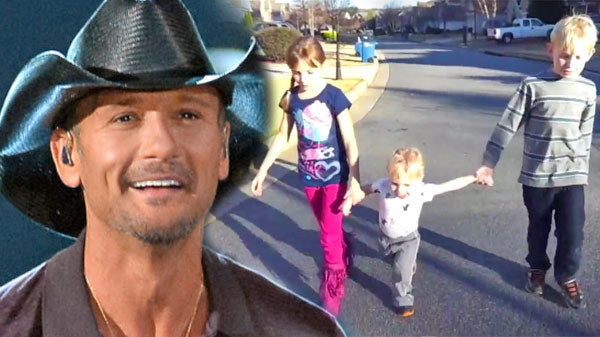 Tim mcgraw Songs | Cute Kids Make A Music Video To Tim McGraw's 'Back When' (WATCH) | Country Music Videos