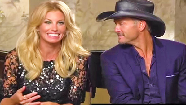 Tim mcgraw Songs | Tim McGraw - Hilarious Bloopers with Faith Hill (WATCH) | Country Music Videos