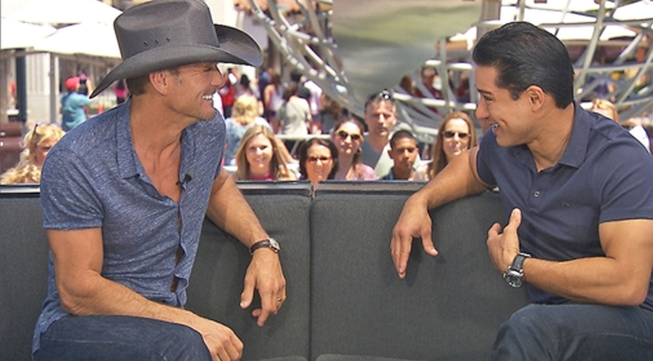 Tim mcgraw Songs | Tim McGraw Has 7 Rules For Dating His Daughters (WATCH) | Country Music Videos