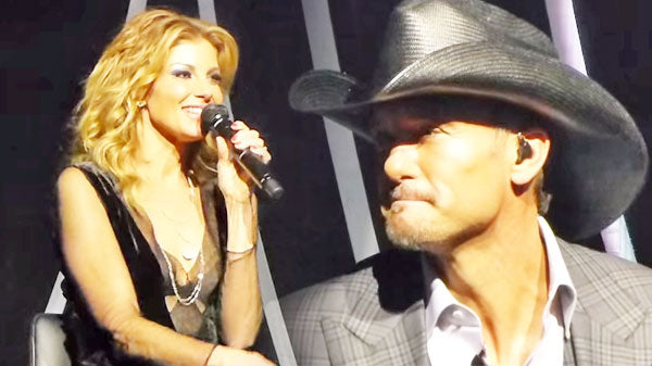 Tim mcgraw Songs | Tim McGraw and Faith Hill Banter (FUNNY!) (VIDEO) | Country Music Videos