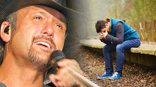 Tim mcgraw Songs | Tim McGraw - Friend Of A Friend (LIVE) (VIDEO) | Country Music Videos