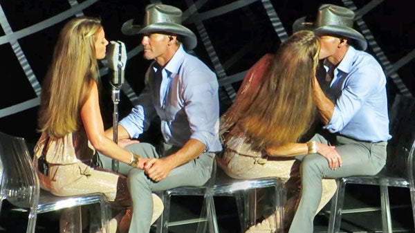 Tim mcgraw Songs | Tim McGraw and Faith Hill - I Need You (LIVE) | Country Music Videos