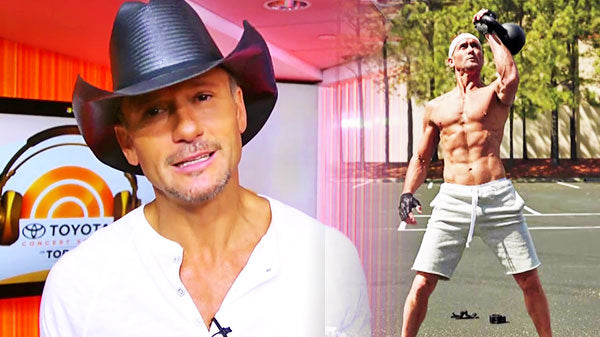 Tim mcgraw Songs | Tim McGraw - Interview with TODAY (VIDEO) | Country Music Videos