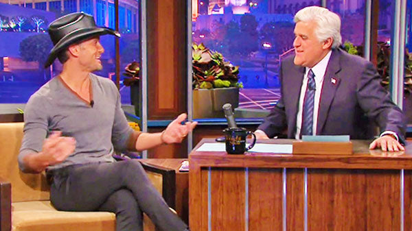 Tim mcgraw Songs | Tim McGraw Talks Pranks on The Tonight Show with Jay Leno (VIDEO) | Country Music Videos