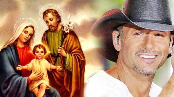 Tim mcgraw Songs | Tim McGraw - Mary and Joseph (VIDEO) | Country Music Videos