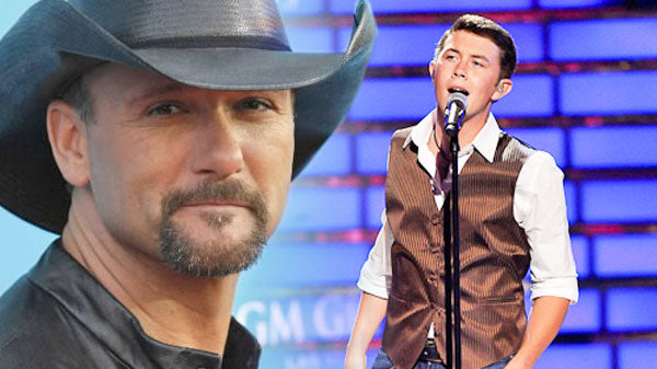 Tim mcgraw Songs | Scotty McCreery Covers Tim McGraw's