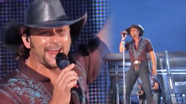 Tim mcgraw Songs | Tim McGraw - Sing Me Home (Live) | Country Music Videos