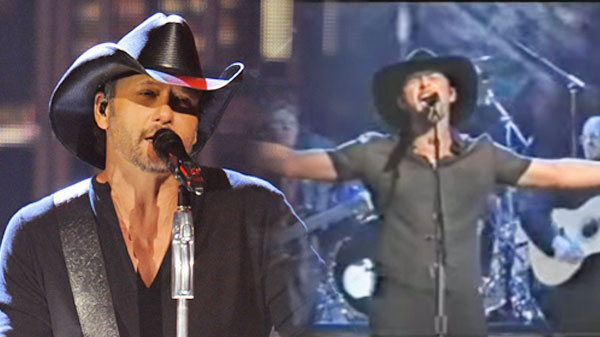 Tim mcgraw Songs | Tim McGraw - Things Change (LIVE at 2000 CMA Awards) | Country Music Videos