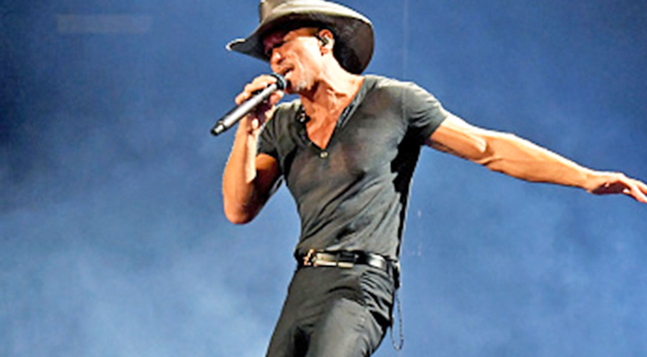 Tim mcgraw Songs | Tim McGraw Closes Out Performance With A Message For Washington | Country Music Videos
