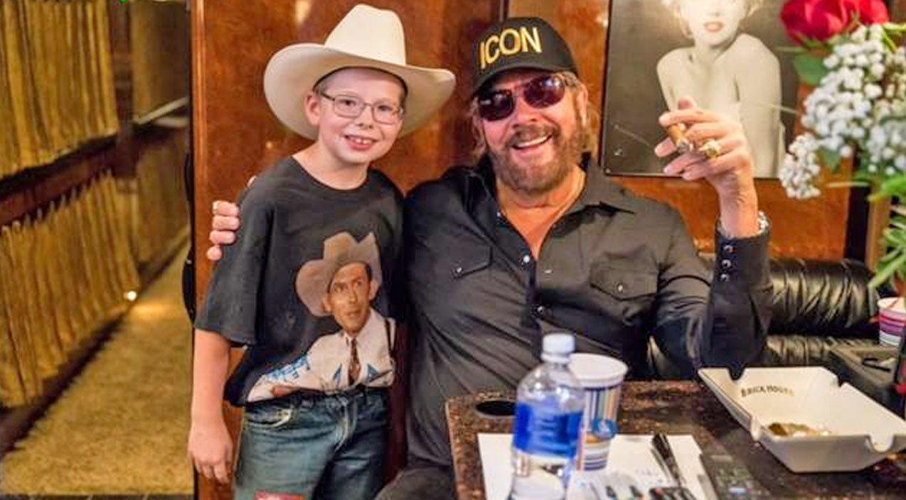 Hank williams jr. Songs | 9-Year-Old Boy Impresses Hank Jr. With 'Tear In My Beer', And You Won't Believe What Happens Next! | Country Music Videos