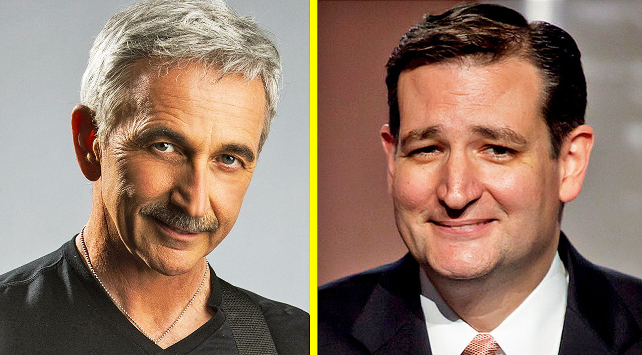 Aaron Tippin Speaks Up About Ted Cruz Playing His Hit Song At Iowa Caucus | Country Music Videos