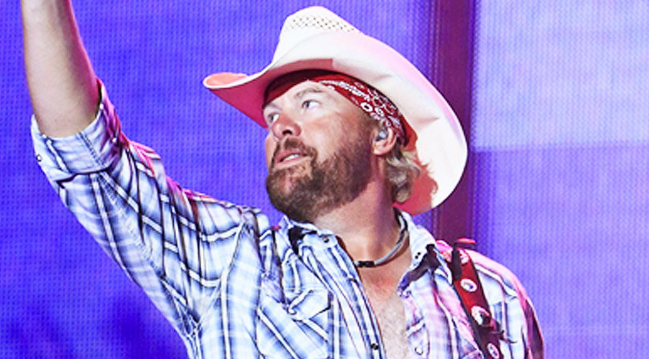 Toby keith Songs | Toby Keith Forced To Postpone Concert | Country Music Videos